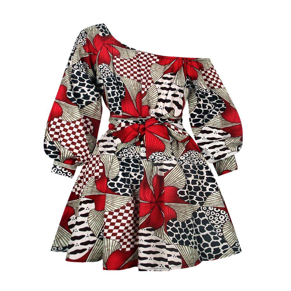 2020 Hot Sale Wholesale Off Shoulder Women african <span class=keywords><strong>kitenge</strong></span> dress <span class=keywords><strong>designs</strong></span> picture for lady
