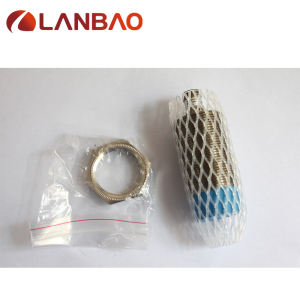 LANBAO approach switch inductive proximity sensor 22mm non-flush NPN NO with CE UL