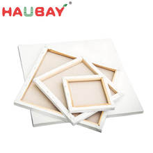 Professional Blank Stretched Canvas, Factory Direct Sale Canvas Stretching Frames 30X40 Stretched