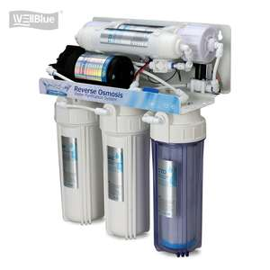 Customized 75GPD Reverse Osmosis water purification system