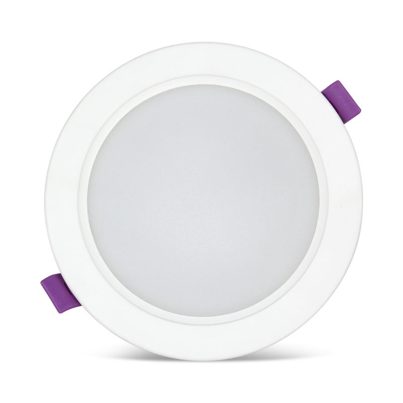 CE RoHS SAA certified 5w 7w 12w 18w led round ceiling panel light recessed downlight led trimless downlight