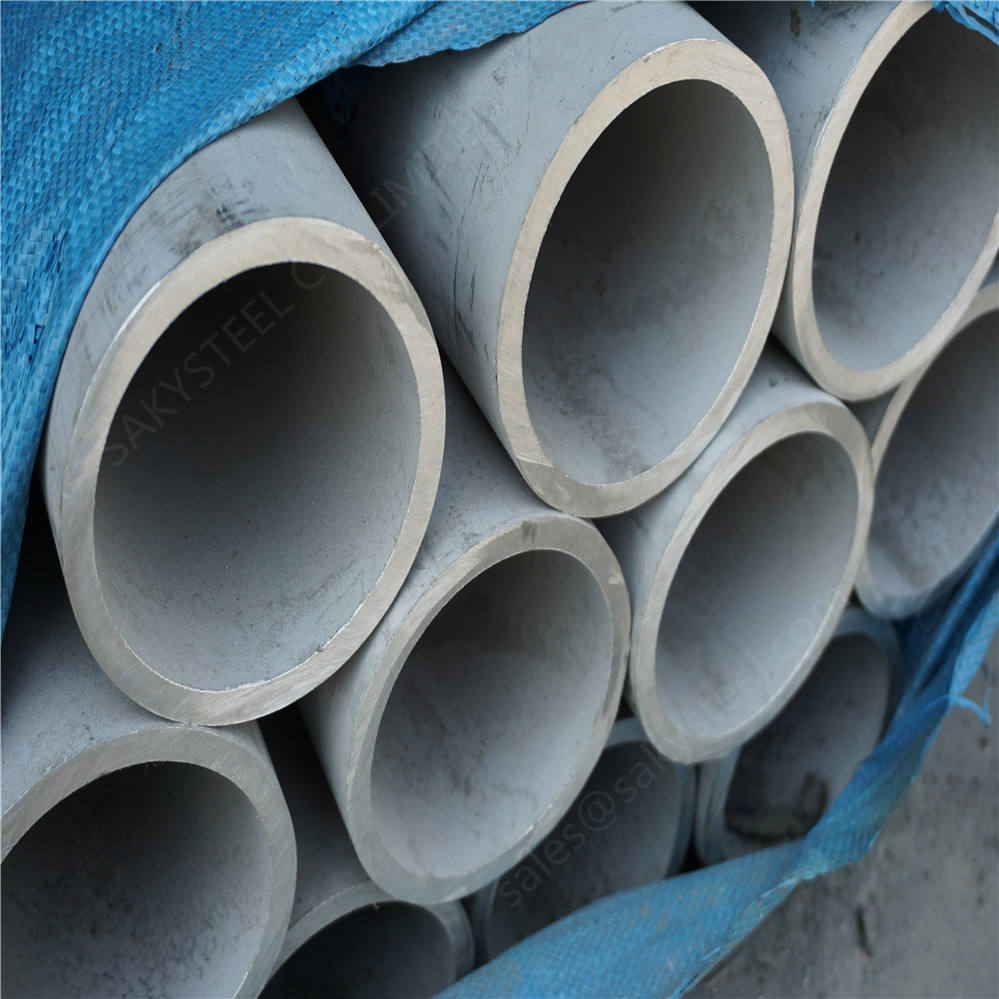 Logo Customization 50mm Stainless Pipe 50mm 63mm Stainless Steel 316l Pipe Tube