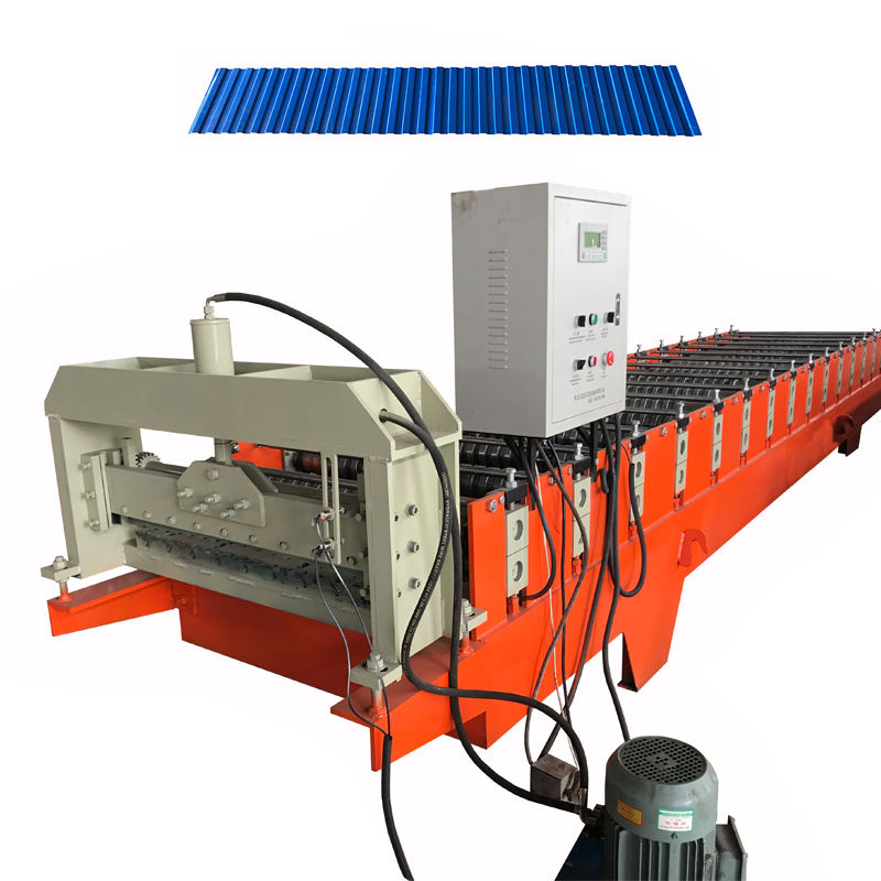 standing seam metal roof sheet making machine manufacturing price