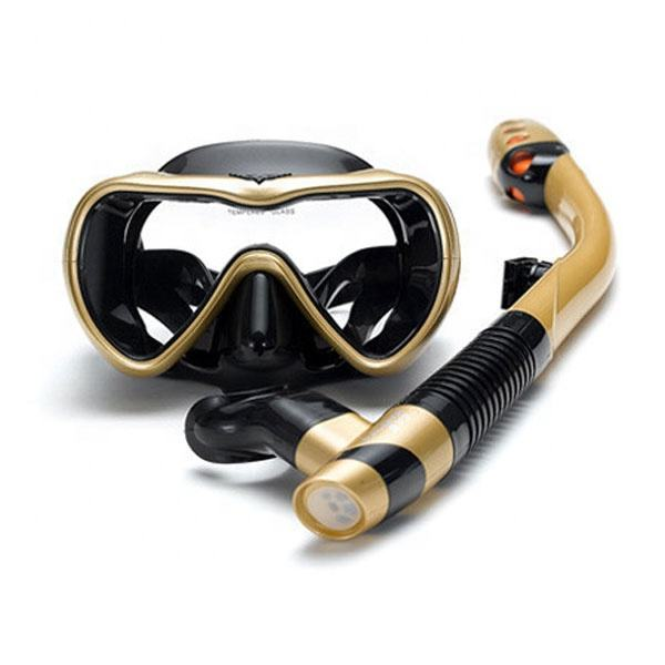 Single Len Diving Full Face Mask and Snorkel Set