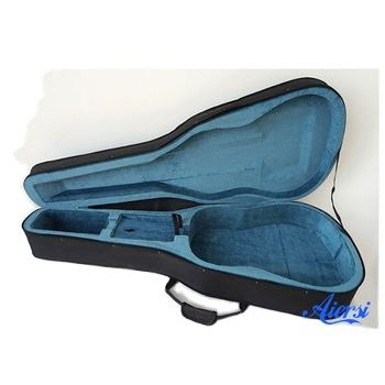 hot sale music box colour super light foam guitar hard case