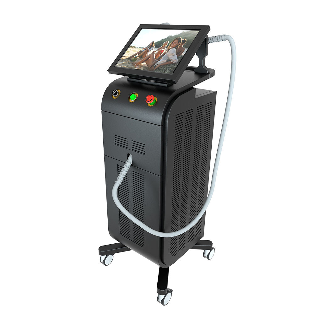 TUV Medical CE approved Ice Platinum Speed 755 810 1064 nm diode laser hair removal machine Soprano Ice platinum price
