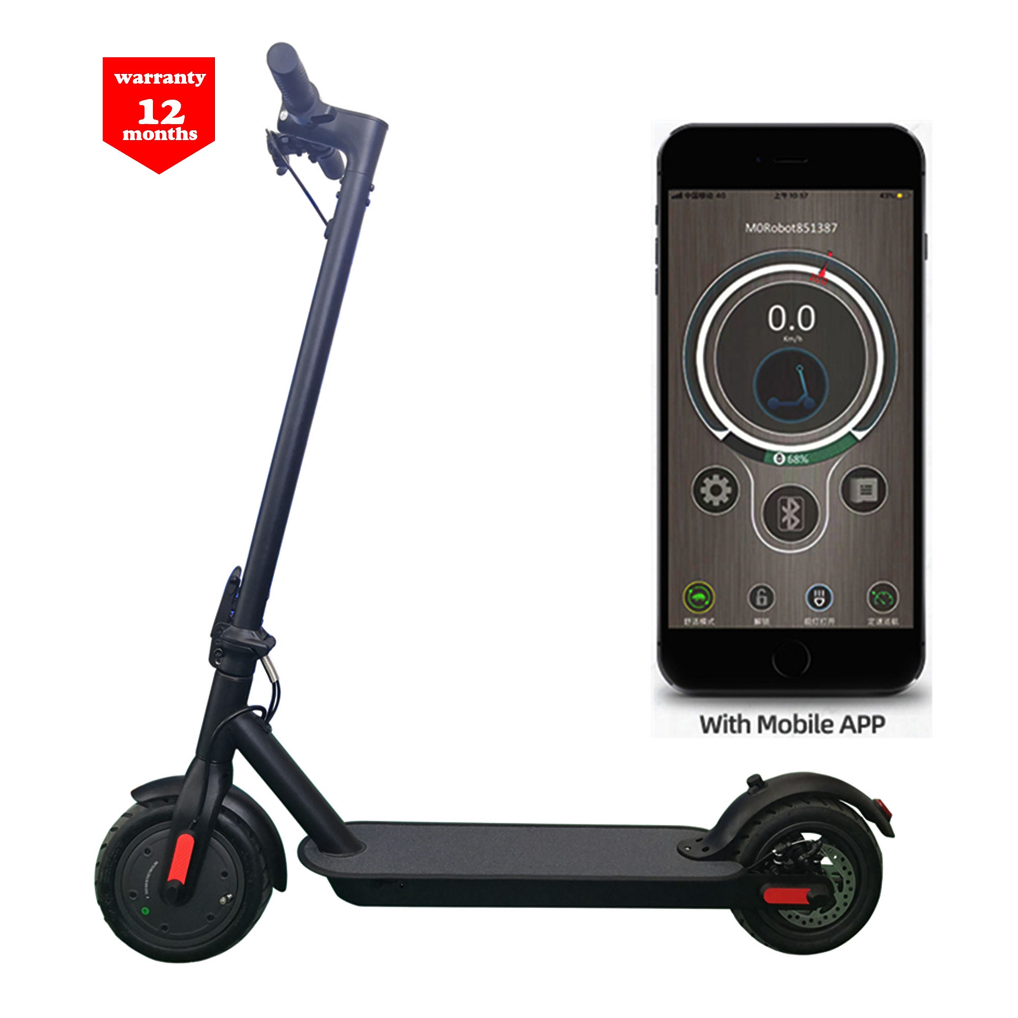 25km/h electric scooter folding electric scooter with EU patent