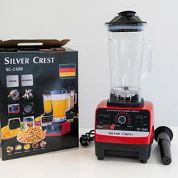 silver crest multifunction commercial blenders sinbo beauty