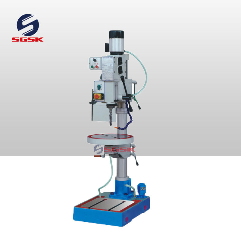 Mini stand drilling machine Z5025B dowel hole drilling machine