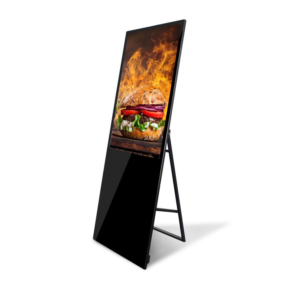 43 &quot;Wifi Android <span class=keywords><strong>Lcd</strong></span> Giocatore di Pubblicità Digital Signage Chiosco