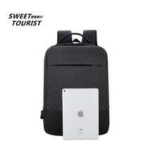 2020 Business Laptop Trolley Backpack Waterproof Portable Leisure Student Back pack Backbag Knapsack Men