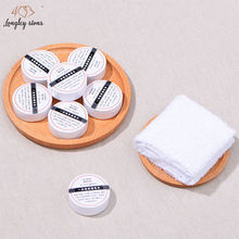 Travel essential 100% cotton disposable compressed white tablet towel