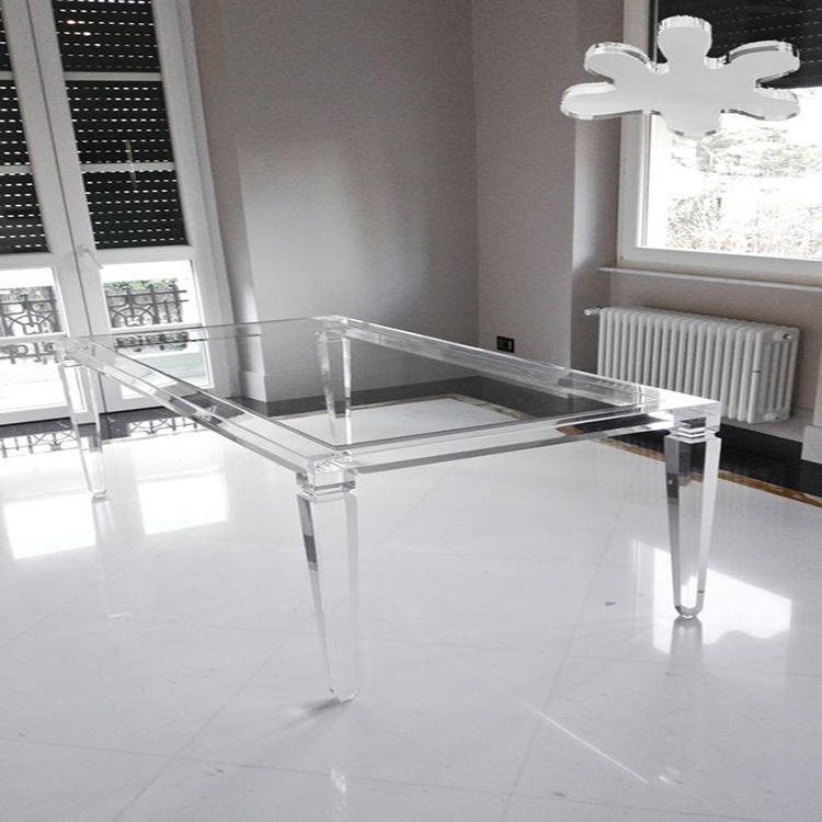 clear acrylic coffee table with heels or waterfall coffee table acrylic with legs acrylic coffee table set