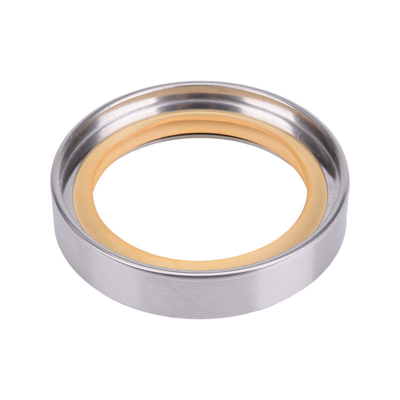 OEM Service High Precision Mechanical Seal Hydraulic Double Lip Ptfe Stainless Steel Oil Seal