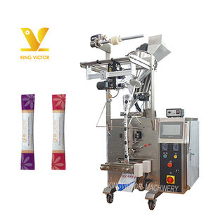 Hot selling automatic weighing powder stick vertical packing machine
