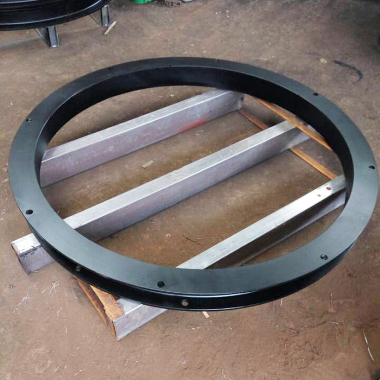 agri trailer parts 1100mm Jost type trailer turntable
