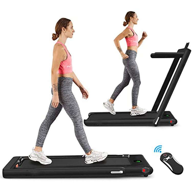 New arrival foldable treadmill running machine electric walking treadmill home fitness