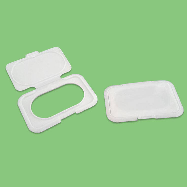 High Quality Plastic Baby Skin Care Wet Wipes Lids