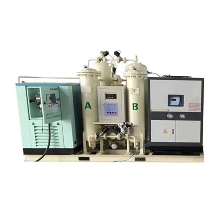 China 10L/hour Automatic 99.99% Liquid Nitrogen Generator equipment plant for Sale