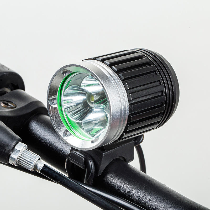 Rainproof Front Bicycle Lights IPX6 Waterproof Bike Lamp USB Rechargeable Flashlight ac4b Aluminum Alloy outdoor sports light