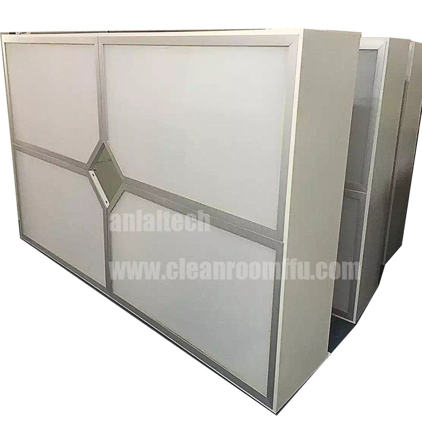 ceiling suspended type laminar flow cover clean room area laminar air flow unit(LAF)