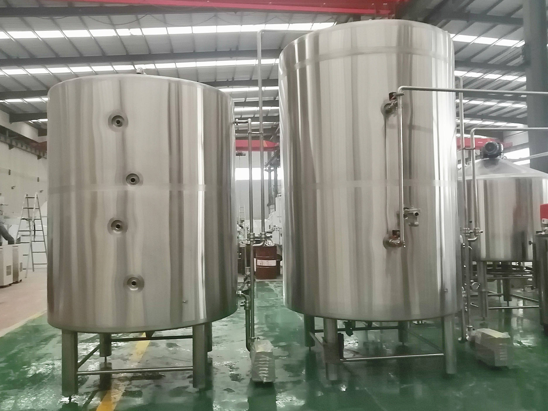 Brewery Equipment Suppliers 20HL 2000L Beer Brewery Equipment