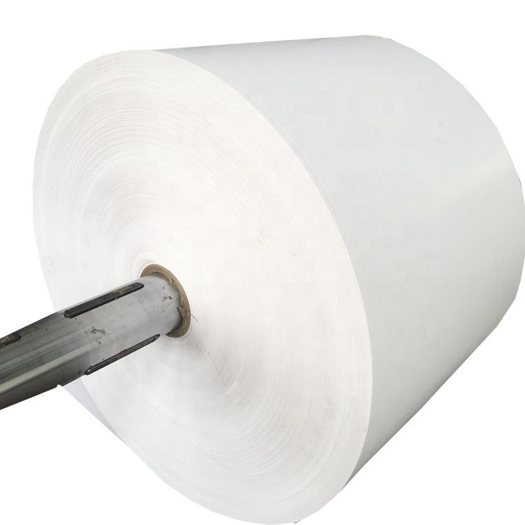 Custom Wholesale Coupon NCR Carbonless Copy Printing Paper Roll