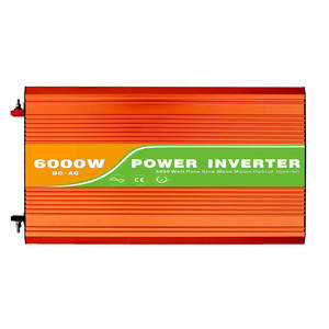 36 V 6000W Pure Sine Wave Voltage Transformer Converter 12V 110V 60Hz Inverter Surya Circuit Diagram