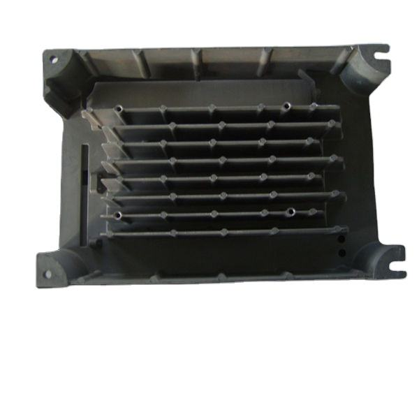 Factory direct sales of electric car drive radiator, aluminum die-cast radiator
