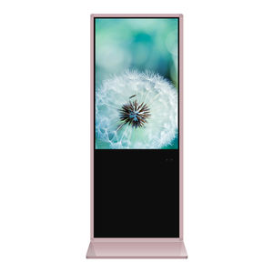 Floor Standing advertising player OEM/ODM LCD digital signage totem kiosk