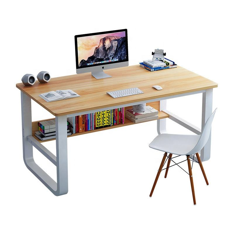 Tribesigns Modern Simple Style Computer Desk PC Laptop Study Table Office Desk +