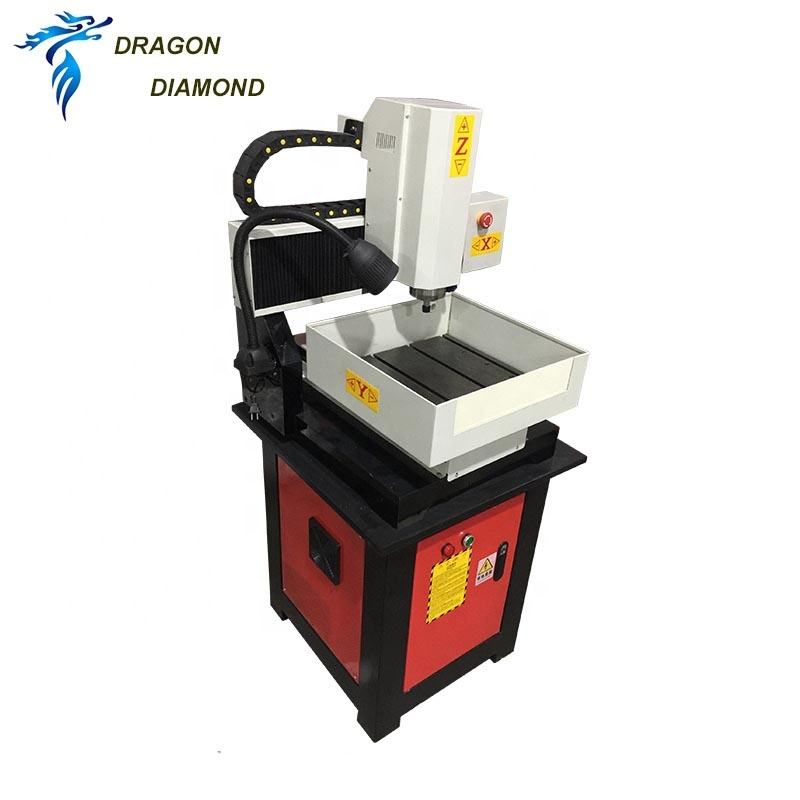LZ-3636 Mini metal cnc milling machine for jade stone,mould making small cnc router