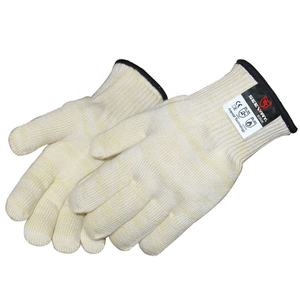 Seeway 250 Degree Aramid Heat Resistant Anti Fire Glove For Industrial Work