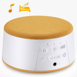 Best gift New White Noise Sound Machine for Baby Kid Adult for Sleeping 29 HIFI Soothing Sound Volume Control Memory Function