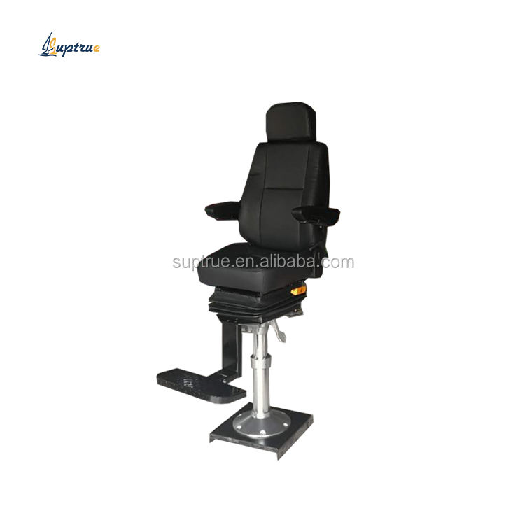 Wholesale safety belt marine captain seat pilot chair for boats