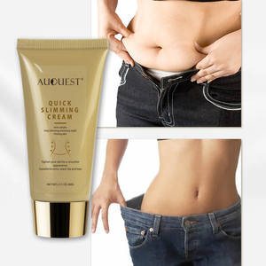 Private Label Organic Fat Burning Cellulite Cream Firming Body Weight Loss Slimming For Tummy