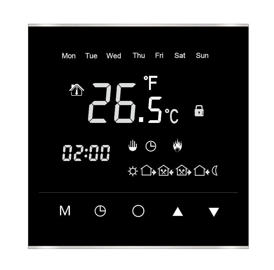 Digital programmable thermostat remote control wireless room thermostat land rover thermostat