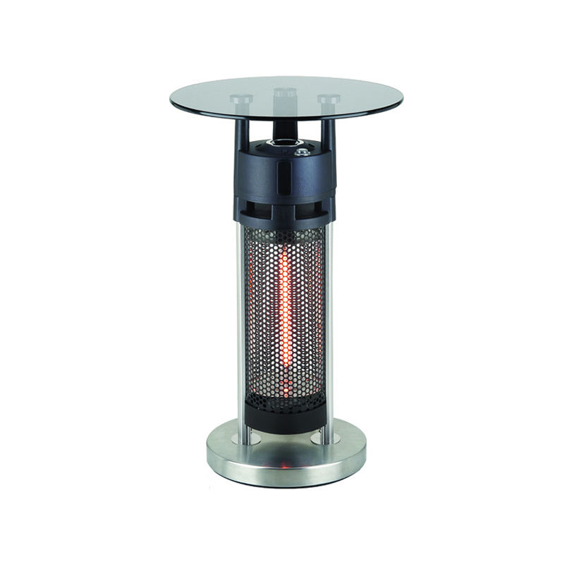 Promotion Seasonal IR Sensing Table Heater Industrial Infrared Heater 1200W Carbon Fiber Infrared Heater