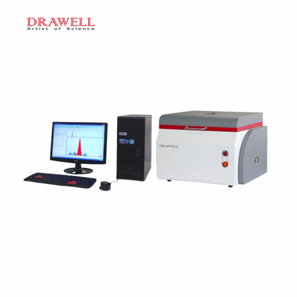 DW-NP-5010 X-ray Fluorescence Spectrometer For Metal Analysis