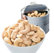 Badanmu nuts kernels salted Nuts Cashew nuts Roasted Cashews 175g in cans