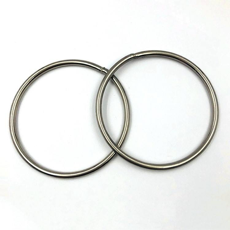 welded round ring cheap stainless steel rings made in china rigging hardware
