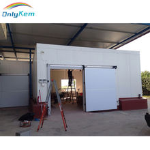 cold storage machinery cold storage room freezers  for fish meat cold room
