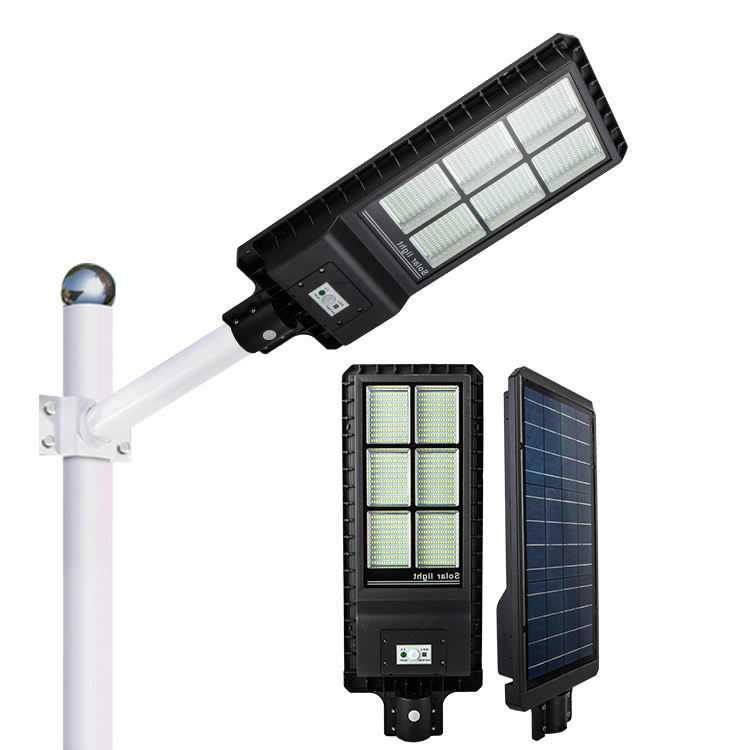 New Style High power integrated led solar street light 60w 120w 180w outdoor