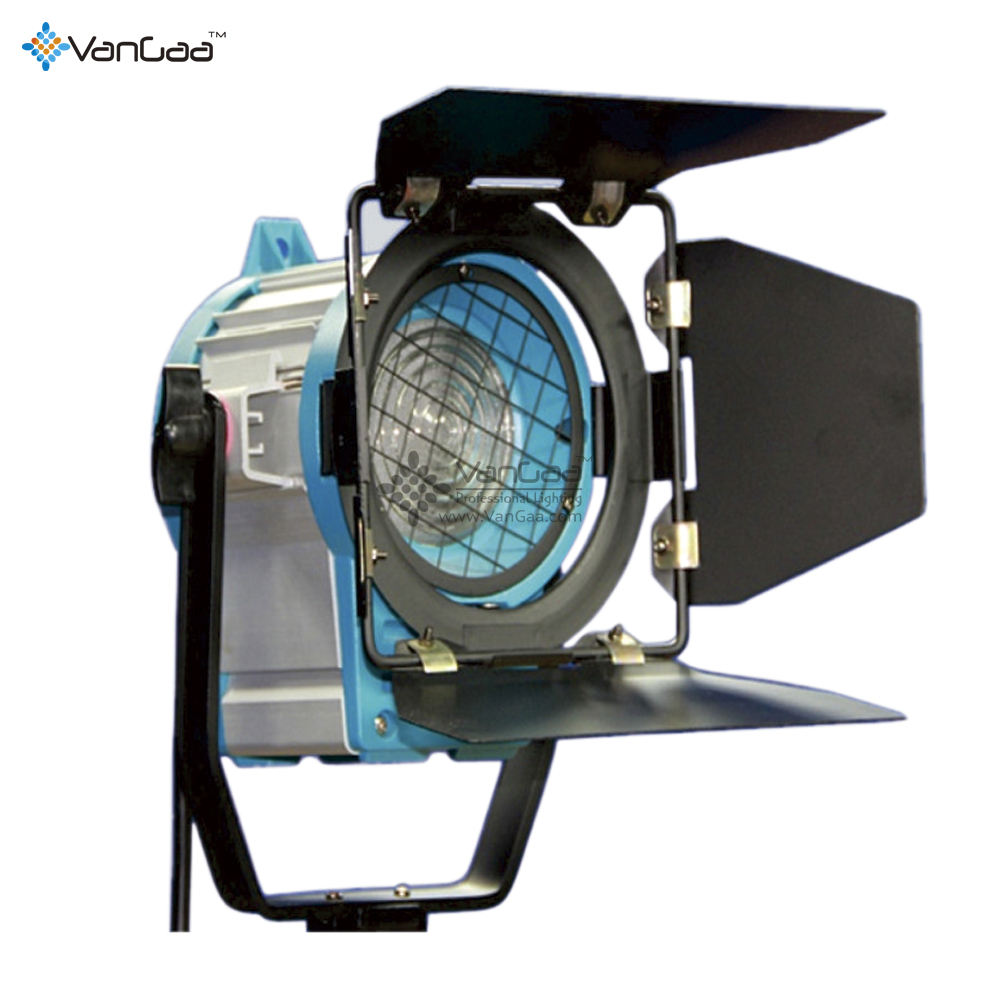 2019 Best Selling vintage hmi Tungsten 300W Arri Fresnel Leko Spotlight For Photography