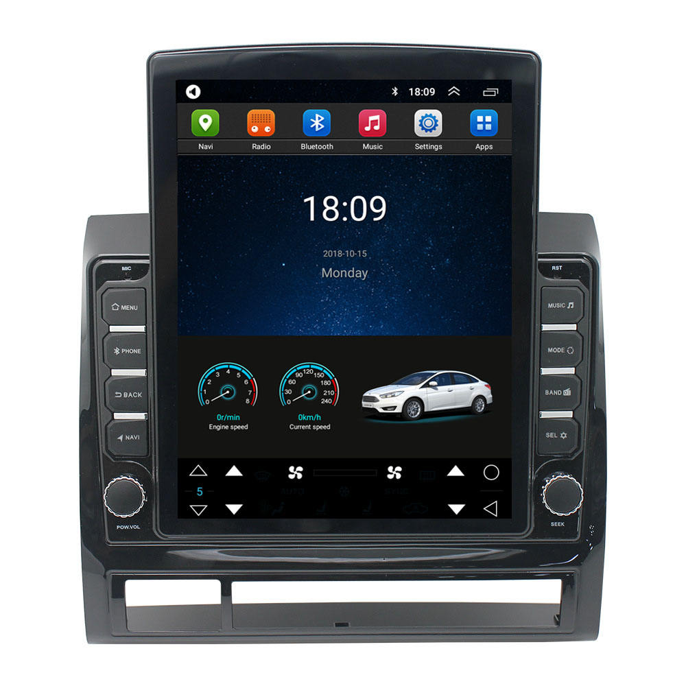 "9.7 ""Android Stereo Voor Toyota Tacoma 2005 2006 2007 2008 2009 Ravtesla Type Auto Radio Multimedia Video Player Navigatie gps"