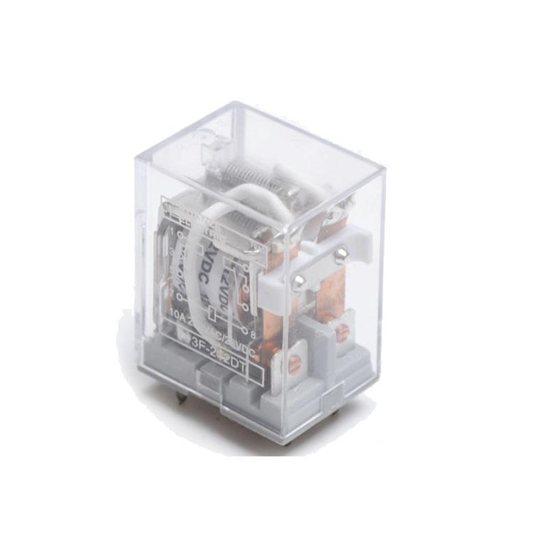 2019 hot selling 10a dpdt 12vdc relay price Intermediate rele