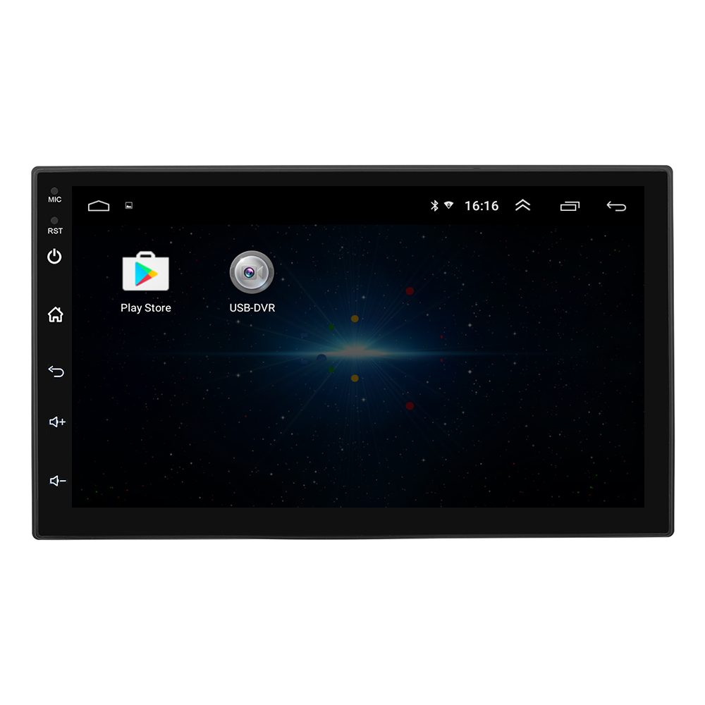 Android 8.1 Auto <span class=keywords><strong>DVD</strong></span> 1 Din Multimedia 1 Din 7 Zoll Auto <span class=keywords><strong>DVD</strong></span>-Player Touchscreen 7 Zoll Auto <span class=keywords><strong>DVD</strong></span> 1G/16G mit GPS intern