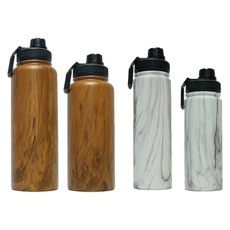 Wholesale Colorful LeakProof Outdoor Sports Vacuum Insulated Stainless Steel Water Bottle