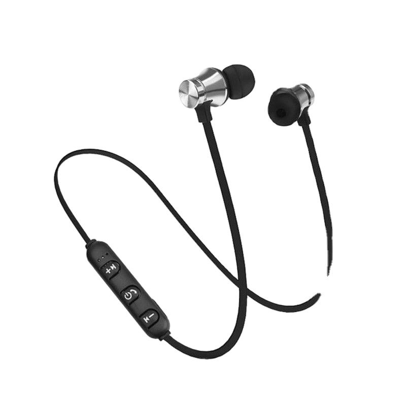 2020 Hot Selling XT11 Magnetic In-Ear Wireless 4.2 In-ear Headset Hands-free Sports Running Wireless Earphone