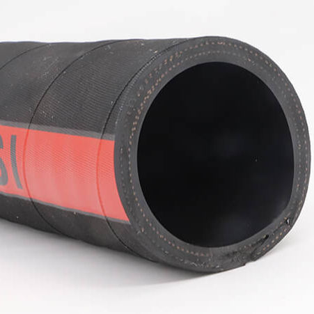 China High Quality Flexible Textile Reinforced Rubber Fuel Oil Petroleum Suction Delivery Hose with Helix Steel Wire